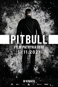 PITBULL - oficjalny plakat